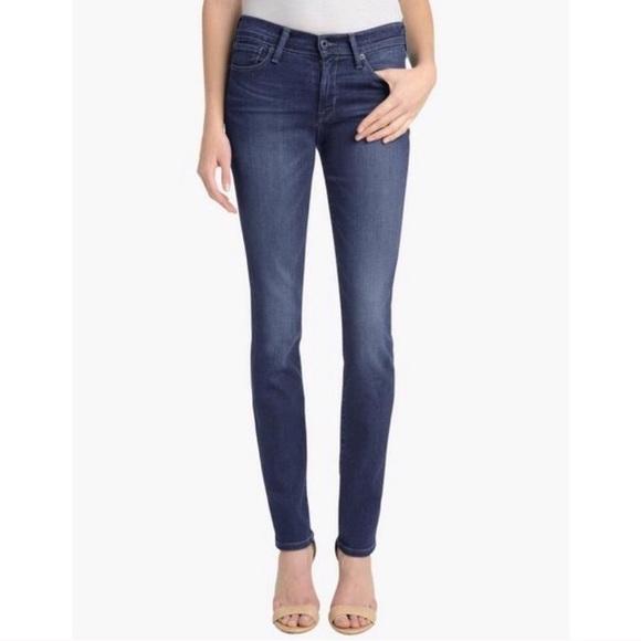 Lucky Brand Denim - Lucky Brand Brooke Straight Jeans